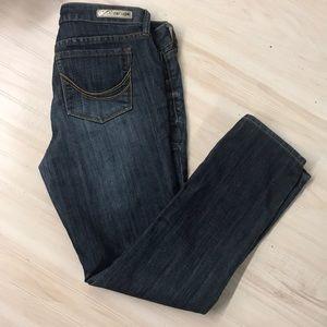 Refuge skinny jeans size 10 like new!